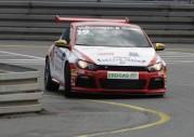 Fotografie z wyścigu Scirocco R-Cup na Norisringu 2011