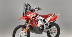 TEAM HRC Honda - dwie kontuzje przed Dakarem 2013