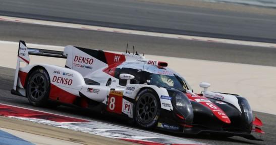 Fernando Alonso w Toyocie LMP1