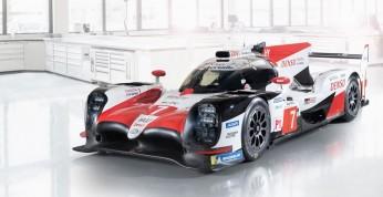 Toyota LMP1 w nowej wersji na sezon 2018/2019