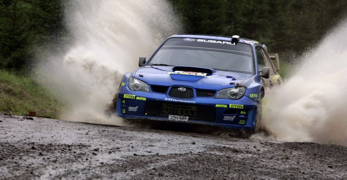 WRC: Będzie powrót Subaru?