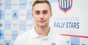 Hokkala kolejnym kandydatem na rajdową gwiazdę z Finlandii