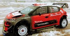 WRC: Ostberg poznaje Citroena