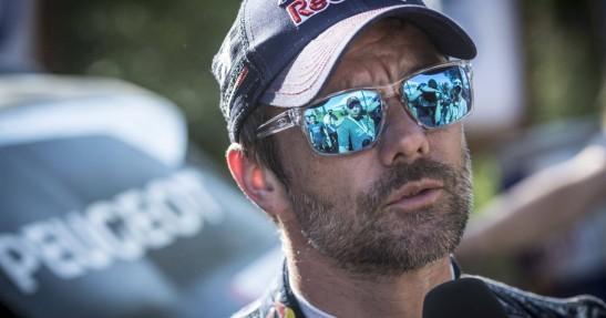 Loeb wystartuje w Rajdzie Dakar 2019