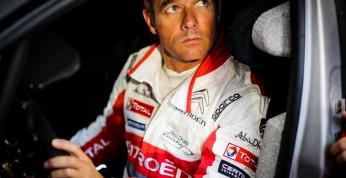 WRC: Loeb zbudowany lepszym prowadzeniem się Citroena