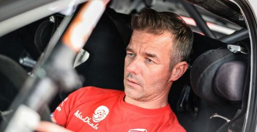 WRC: Loeb zaimponował samemu sobie