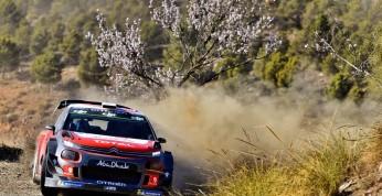 WRC: Jutro startuje Rajd Meksyku - z udziałem Loeba