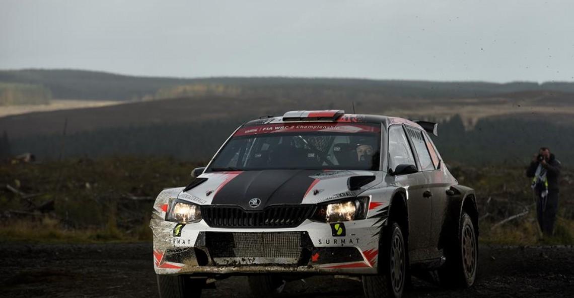Pieniążek zostaje w WRC-2