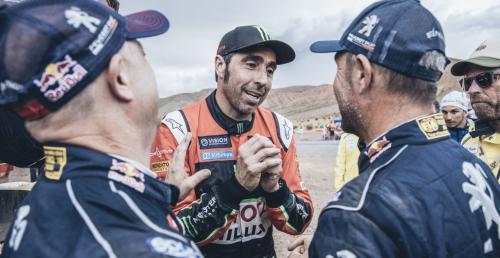 Rajd Dakar: Rywale kierowców Peugeota nie wierzą w pokonanie ich w normalnej walce