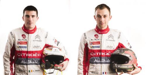 WRC: Citroen oczekuje ryzykowniejszej jazdy od Breena i Lefebvre'a
