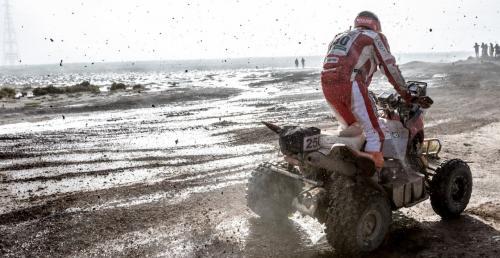 Rajd Dakar - Peterhansel o krok od 13. wygranej, Sonik tuż za podium