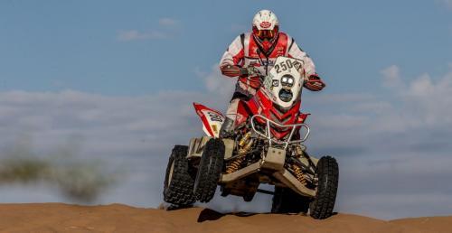 Rajd Dakar - Peterhansel ostatecznie pokonuje Loeba w walce o zwycięstwo, Przygoński na siódmym miejscu