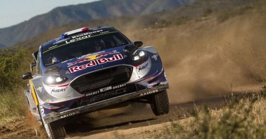 WRC: Ogier potwierdził większe zaangażowanie Forda