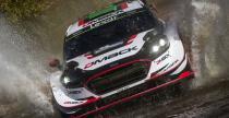 WRC: Evans utrzymuje prowadzenie w Rajdzie Argentyny, ale ma Neuville'a na ogonie