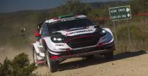 WRC: Evans niespodziewanym liderem w Argentynie na półmetku chaotycznego rajdu