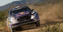 WRC: Ogier wygrywa na otwarcie Rajdu Argentyny
