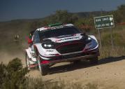WRC - Rajd Argentyny 2017
