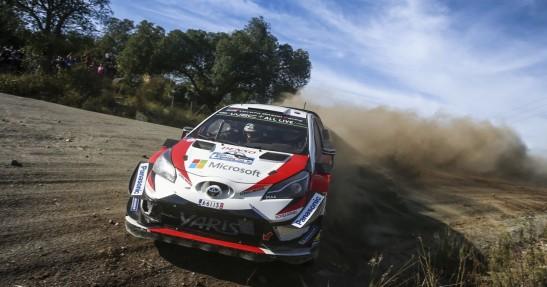 WRC: Neuville uważa, że wciąż jest bliżej mistrzowskiego tytułu niż Ogier