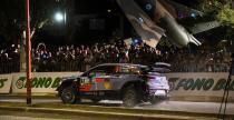 WRC: Neuville prowadzi w Argentynie po pierwszym oesie