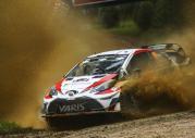 WRC - Rajd Australii 2017