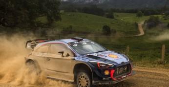 WRC: Duże zmiany na trasie Rajdu Australii