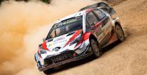 WRC: Tanak przejął prowadzenie w Rajdzie Australii