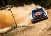 WRC - Rajd Australii 2018