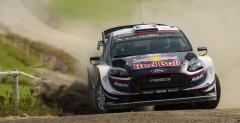 WRC: Ogier traktuje Rajd Wielkiej Brytanii jak swoje być albo nie być w walce o mistrzostwo świata