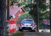 WRC - Rajd Finlandii 2018