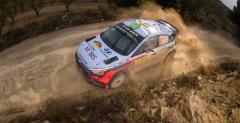 WRC: Ogier wygrywa Rajd Hiszpanii i zostaje po raz czwarty mistrzem świata
