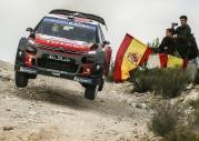 WRC - Rajd Hiszpanii 2018