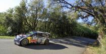 WRC: Ogier pewnym liderem Rajdu Francji po pierwszym dniu