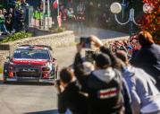 WRC - Rajd Francji 2018