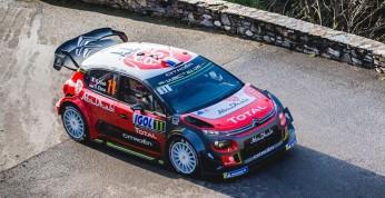 WRC: Loeb zaskoczony