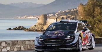 WRC: Ogier bliski wygranej we Francji