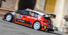 WRC: Citroen będzie startował minimum do końca 2020 roku