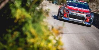 WRC: Meeke nie ma pretensji do pilota o błąd
