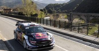 WRC przejdzie na grupowe testy w stylu F1?