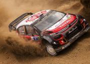WRC - Rajd Meksyku 2017