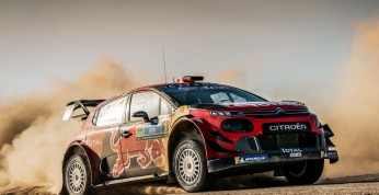 WRC: Ogier najlepszy w Rajdzie Meksyku