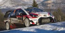 WRC: Toyota liczy na wygranie rajdu tego roku