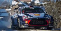 WRC: Neuville odjeżdża rywalom w Monte Carlo
