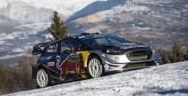 WRC: Ogier najszybszy na rozgrzewce przed inauguracją nowego sezonu w Monte Carlo