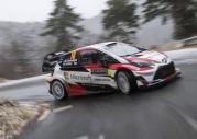 WRC - Rajd Monte Carlo 2017