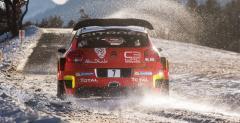 WRC: Meeke dachował przed Rajdem Szwecji