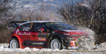 WRC: Citroen przyznaje, że musi się poprawić