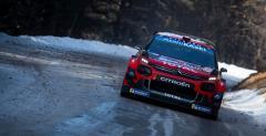 WRC: Ogier zdradza szczegóły problemu z pedałem gazu w Rajdzie Monte Carlo