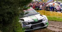 WRC: Kopecky sensacyjnym liderem Rajdu Niemiec, Meeke od razu odpada
