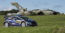 WRC: Tanak wygrywa Rajd Niemiec, Ogier odzyskuje prowadzenie w punktacji