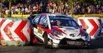WRC: Tanak wygrywa na otwarcie Rajdu Niemiec